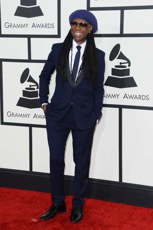 Musician-producer Nile Rodgers attends the 56th GRAMMY Awards at Staples Center on January 26, 2014 in Los Angeles, California. Photo: Jason Merritt, Getty Images