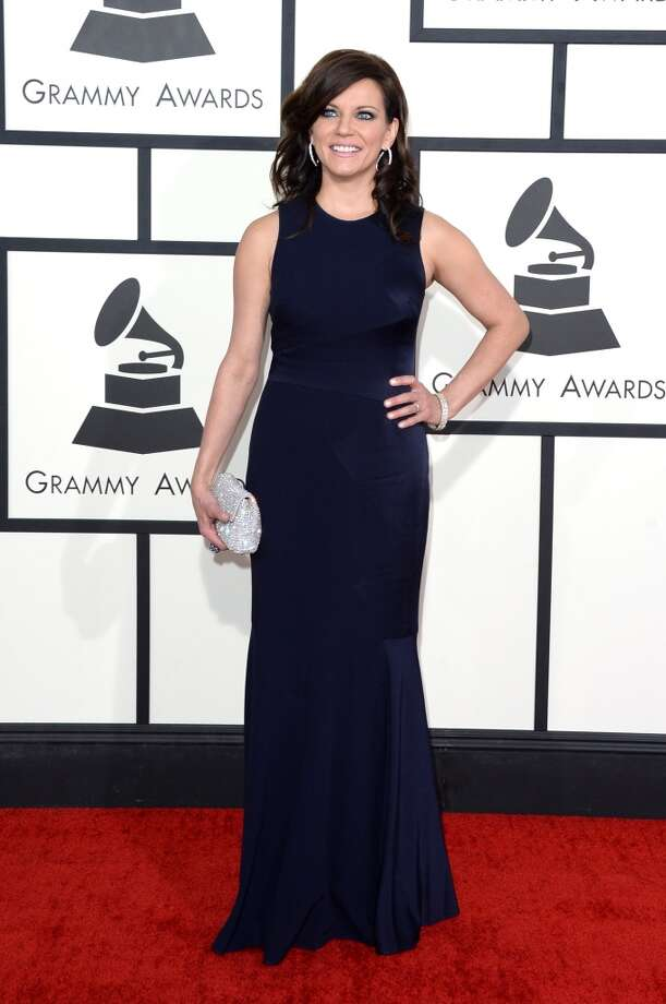 Singer Martina McBride attends the 56th GRAMMY Awards at Staples Center on January 26, 2014 in Los Angeles, California. Photo: Jason Merritt, Getty Images