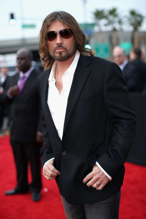 Musician Billy Ray Cyrus attends the 56th GRAMMY Awards at Staples Center on January 26, 2014 in Los Angeles, California. Photo: Christopher Polk, Getty Images For NARAS
