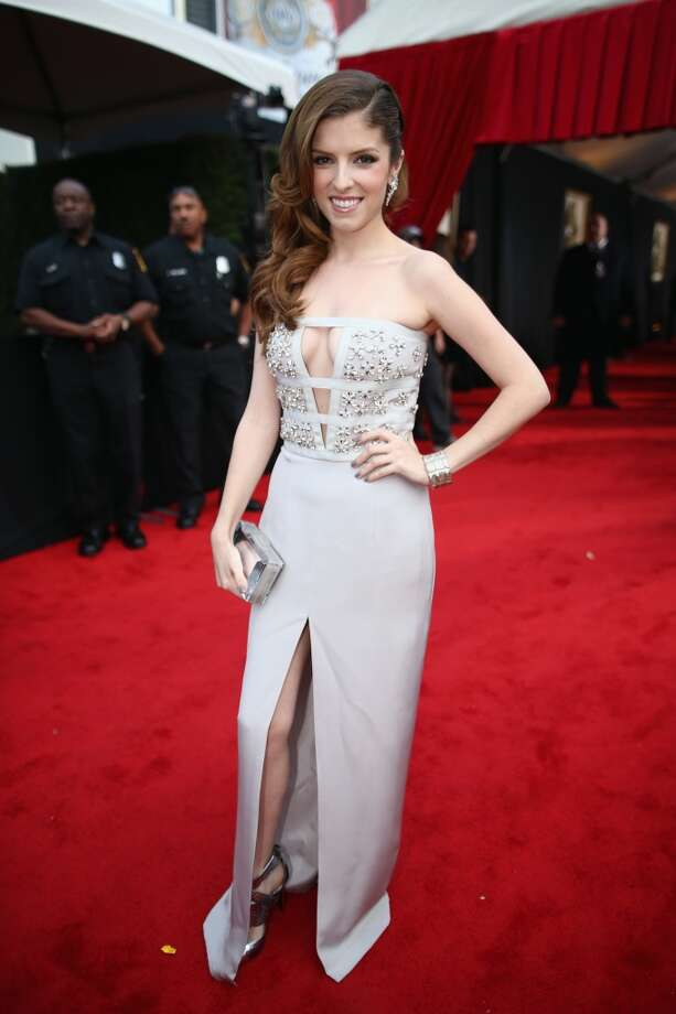 Actress-singer Anna Kendrick attends the 56th GRAMMY Awards at Staples Center on January 26, 2014 in Los Angeles, California. Photo: Christopher Polk, Getty Images For NARAS