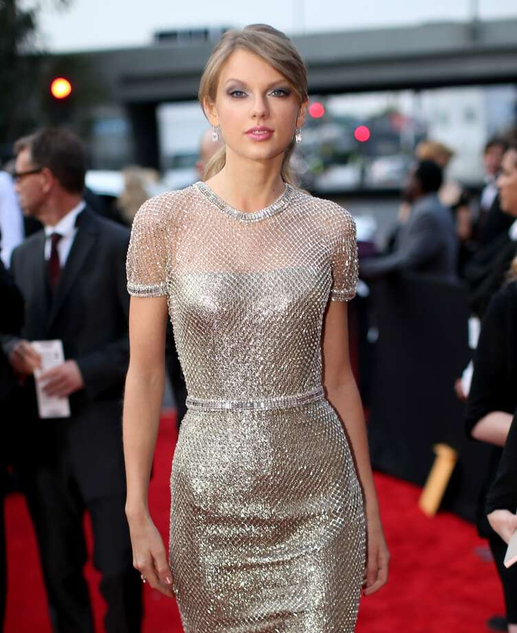 Musician Taylor Swift attends the 56th GRAMMY Awards at Staples Center on January 26, 2014 in Los Angeles, California. Photo: Christopher Polk, Getty Images For NARAS