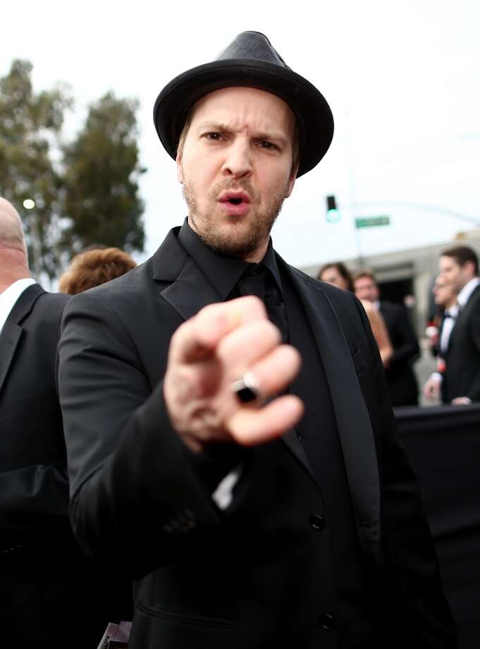 Musician Gavin DeGraw attends the 56th GRAMMY Awards at Staples Center on January 26, 2014 in Los Angeles, California. Photo: Christopher Polk, Getty Images For NARAS