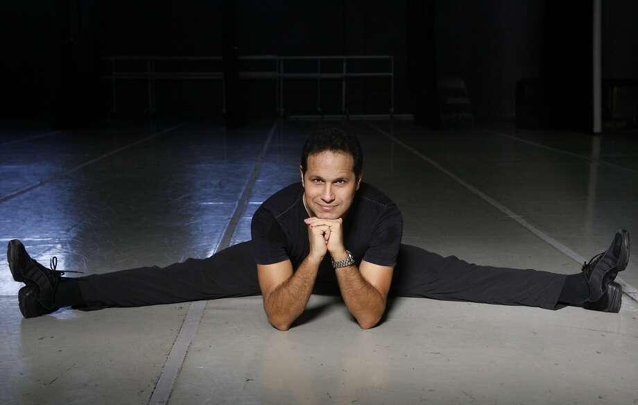 José Manuel Carreño, a former principal dancer, is now Ballet San Jose's artistic director. Photo: Liz Hafalia, The Chronicle