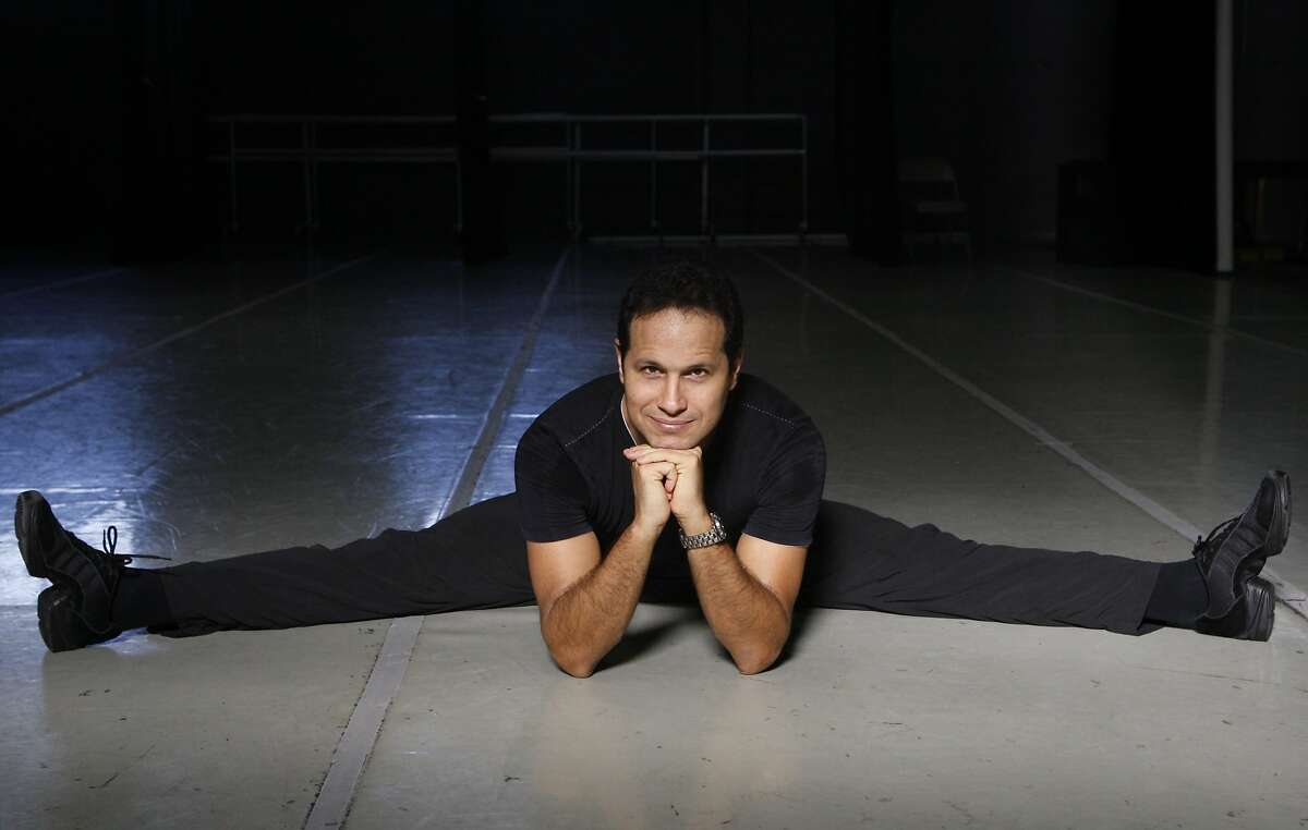 Famed ballet dancer Jose Carreno is the new artistic director at Ballet San Jose in San Jose, Calif., on Thursday, January 16, 2014.
