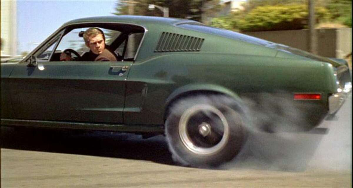 Undoubtedly the greatest car chase in film history, but the