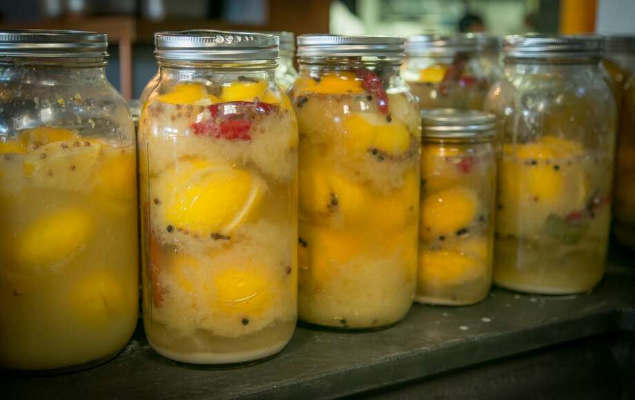 Preserved Lemons at Penrose in Oakland. Photo: John Storey, Special To The Chronicle