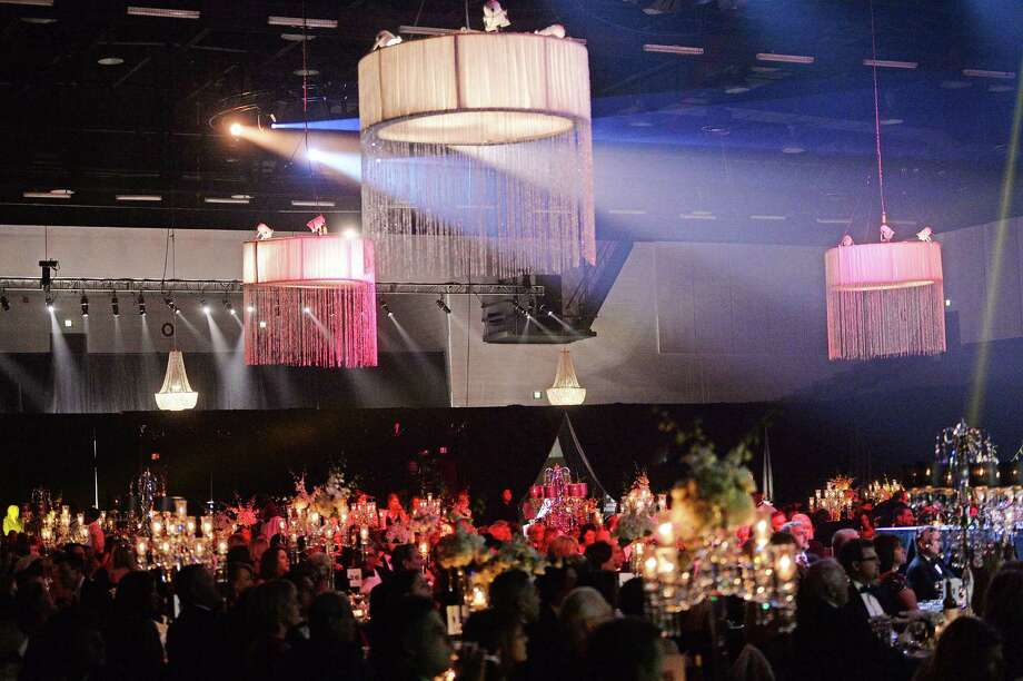 Where you 'seen' at the Le Soirée Ball at the Civic Center on Saturday.