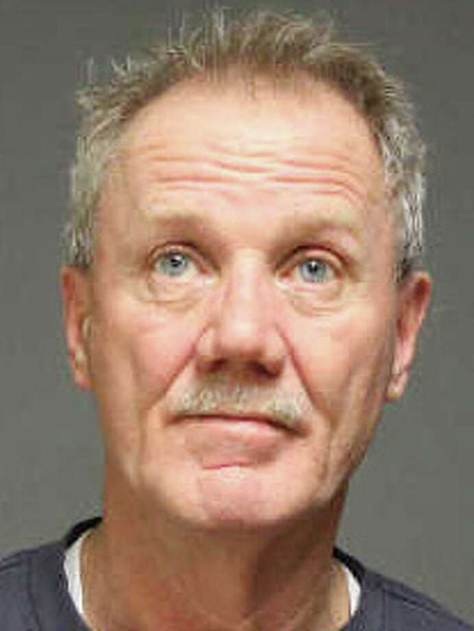 Mark Capoziello, 58, of Bridgeport, was charged with disorderly conduct and third-degree assault Sunday evening. Photo: Contributed Photo / Fairfield Citizen