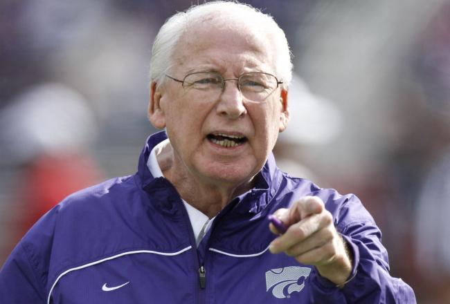Coach Bill Snyder