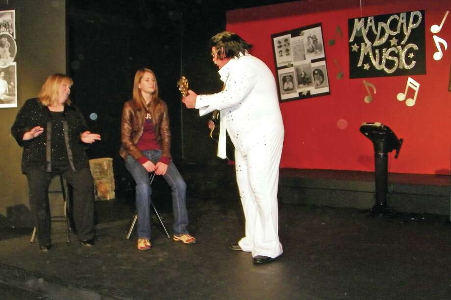 "Jaspers Community Theatre Presents "" Madcap and Music"""
