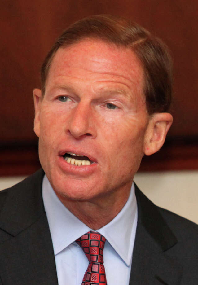 Senator Richard Blumenthal Photo: BK Angeletti, B.K. Angeletti / Connecticut Post freelance B.K. Angeletti