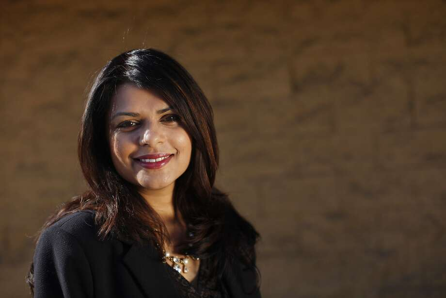 Vanila Singh poses for a portrait on Thursday, January 23, 2014 in Fremont, Calif.  Vanila Singh is running for Congress in California's 17th Congressional district. Photo: Lea Suzuki, The Chronicle