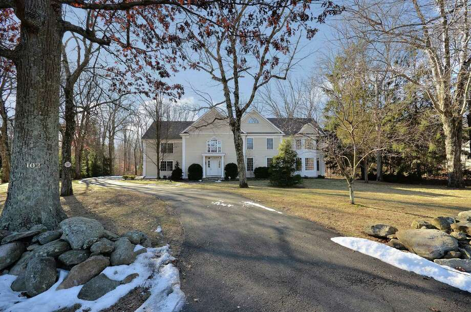 The house at 102 Kettle Creek Road in Weston is on the market for $1,425,000. Photo: Contributed Photo / Westport News contributed