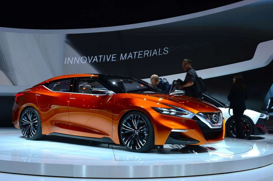 A Nissan Sport Sedan Concept is displayed during a media preview day at the North American International Auto Show (NAIAS) in Detroit, Michigan. (Photo by Cem Ozdel/Anadolu Agency/Getty Images) Photo: Anadolu Agency, Getty Images