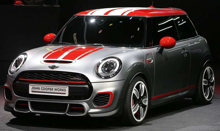 The John Cooper Works Cooper Mini at  the  North American International Auto Show in Detroit. (Steve Russell/Toronto Star via Getty Images) Photo: Steve Russell, Toronto Star Via Getty Images