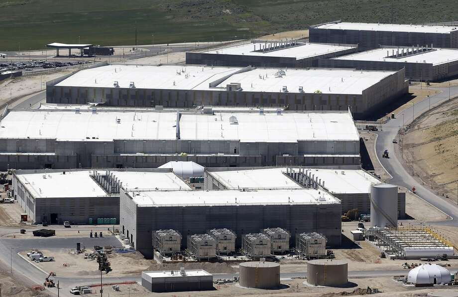 The NSA, which has a data center in Utah, is the subject of scrutiny for its surveillance tactics. Photo: Rick Bowmer, Associated Press