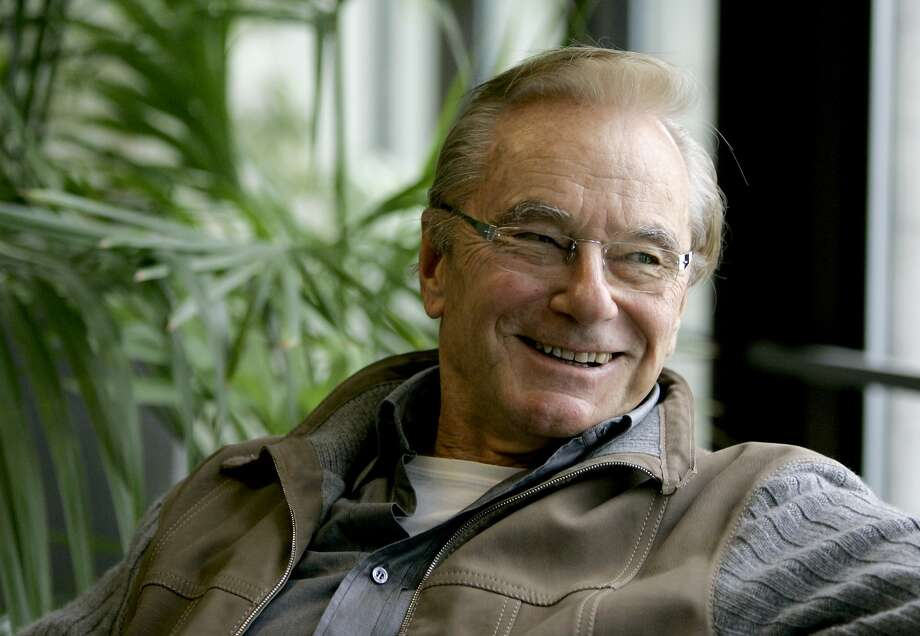 FILE - In this Oct. 30, 2007 file photo, Tom Perkins smiles during an interview, in San Francisco. Perkins serves on the New Corporation's board of directos. Photo: Ben Margot, AP 2007