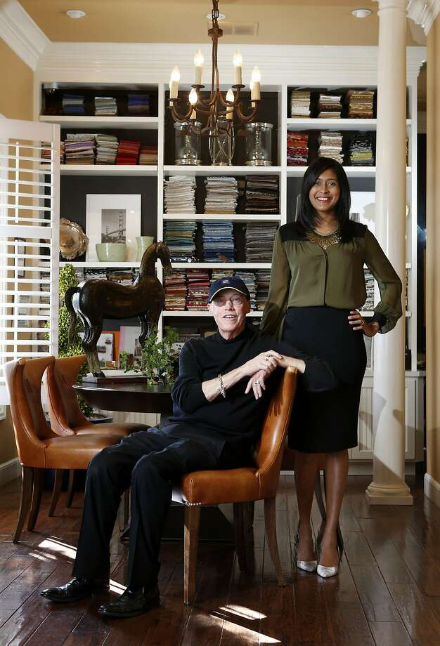 Ordinaire Robert Miller And Sindhu Peruri Of Miller Design Pose At Their Office On  Thursday, January