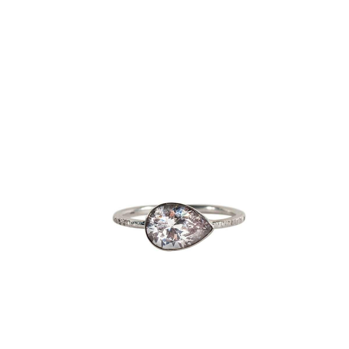 Kate Ellen Metals engagement ring