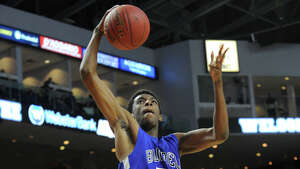 """Isaac Vann of Bunnell went over the 1,000 point mark for his career on January 7, 2014. The 6'5"""" senior scored 27 points in a 90-37 with over Oxford High School to get him to, and over the magic number."""