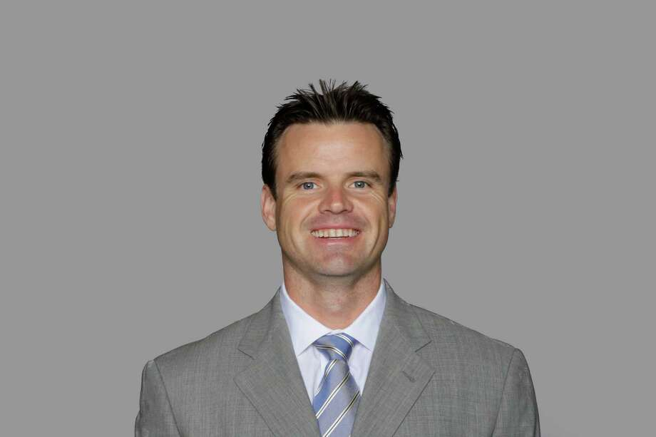 EAST RUTHERFORD, NJ - CIRCA 2011: In this handout image provided by the NFL, Sean Ryan of the New York Giants poses for his NFL headshot circa 2011 in East Rutherford, New Jersey. (Photo by NFL via Getty Images) Photo: Handout / 2011 NFL