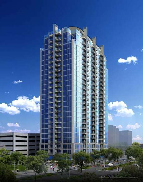 The SkyHouse River Oaks will have 352 units aimed at young professionals. Photo: Smallwood,  Reynolds,  Stewart,  St