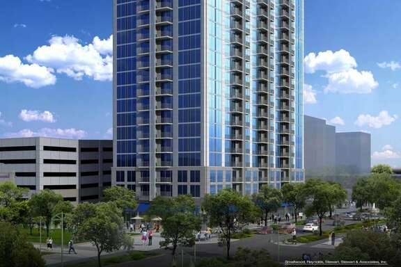 The SkyHouse River Oaks will have 352 units aimed at young professionals.