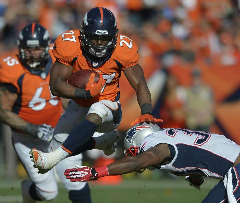 Denver running back Knowshon Moreno had four mediocre years with the Broncos before blossoming into a starter this season. Photo: Jack Dempsey / Associated Press / FR42408 AP
