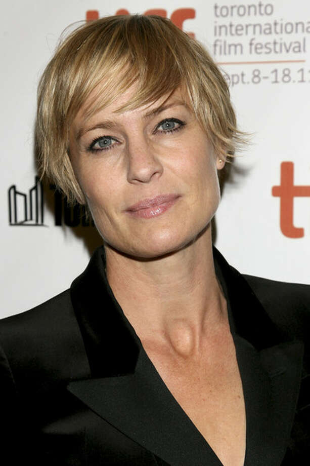 Robin Wright -- one of the best screen actresses working today.