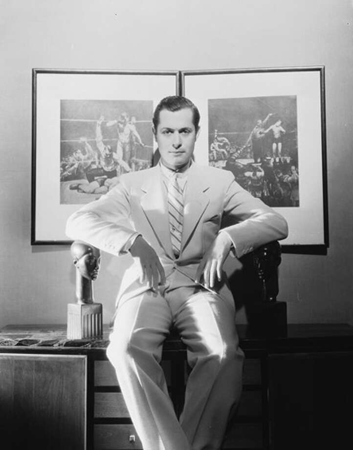 Robert Montgomery -- great comic actor of the 1930s.