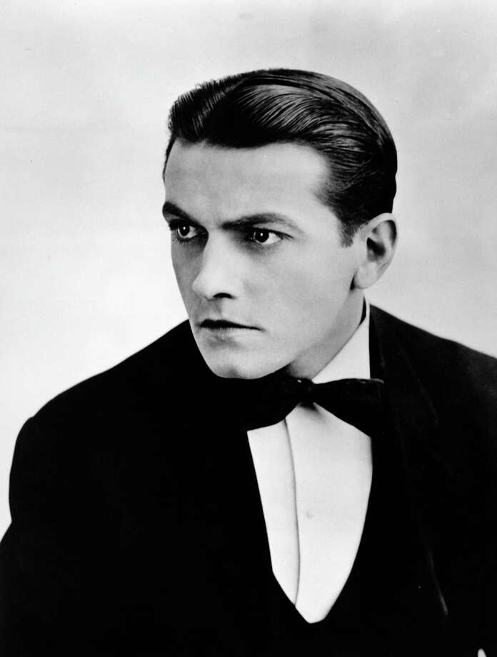 A portrait of actor Richard Barthelmess circa 1930.  The Robert Redford of the early talkies, known today only for his silent films. (Photo by Archive Photos/Getty Images) Photo: Archive Photos, Getty Images / 2010 Getty Images