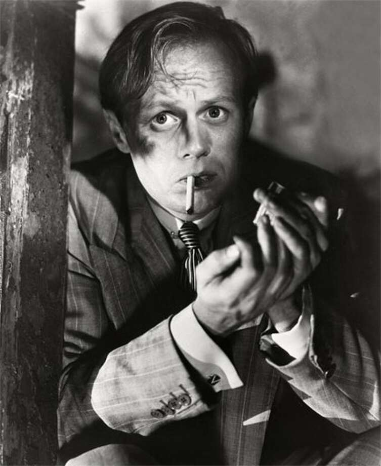 Richard Widmark -- versatile character actor, playing good guys and psychos with equal aplomb.