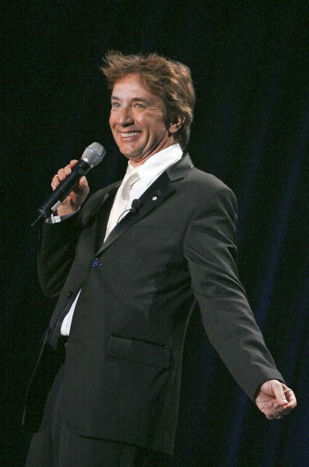 "Martin Short -- wonderful comedian, who can do anything. Photo: Handout, Getty Images / 2008 Toys""R""Us"