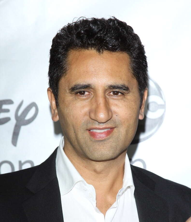 Cliff Curtis -- You've seen the face -- now you know the name. Photo: Michael Tran, FilmMagic / 2012 Michael Tran