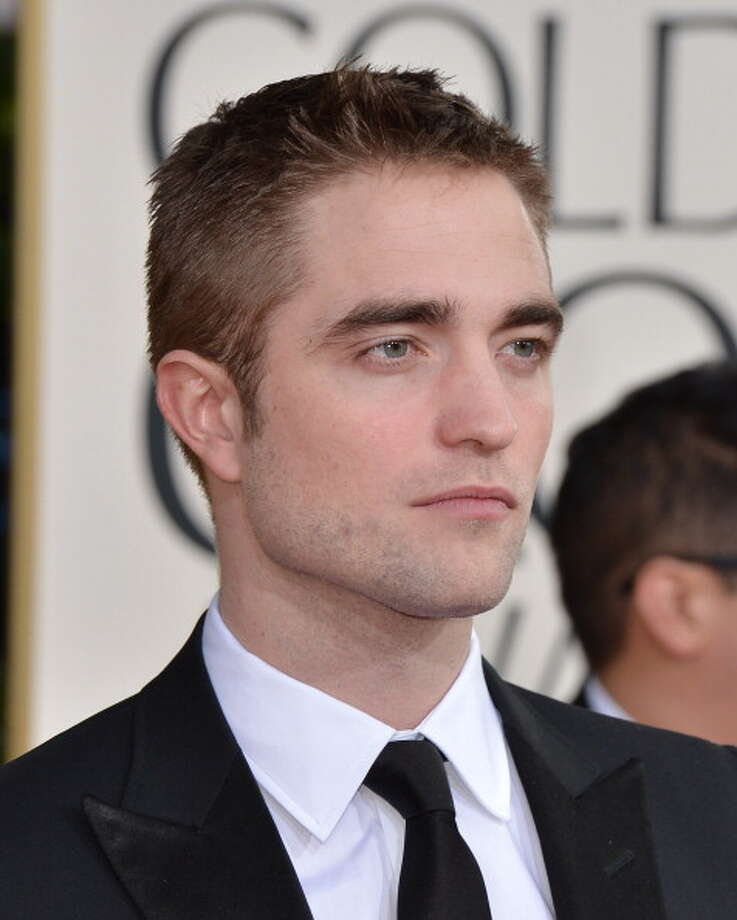Robert Pattinson -- the most talented actor with the silliest career, and so he's known for the silly part of the resume.  He will probably correct this in the next five years. Photo: George Pimentel, WireImage / 2013 WireImage