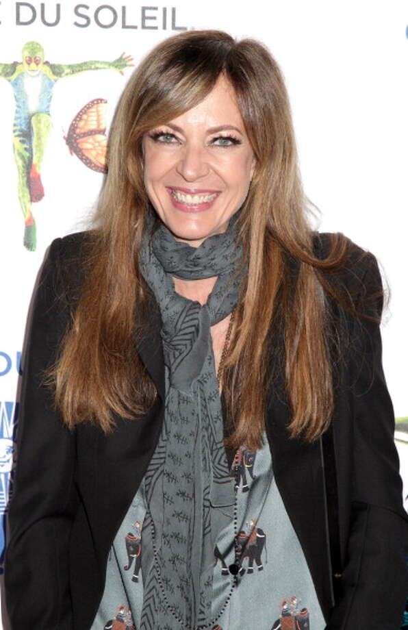 Allison Janney -- suggested by bauhaus. Photo: Paul Redmond, WireImage / 2014 Paul Redmond