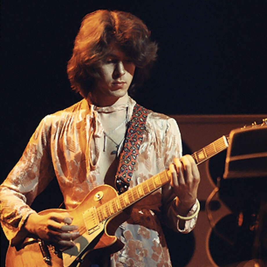Mick Taylor -- the other half of some of the great Rolling Stones recordings of their golden age. / 2011 Getty Images