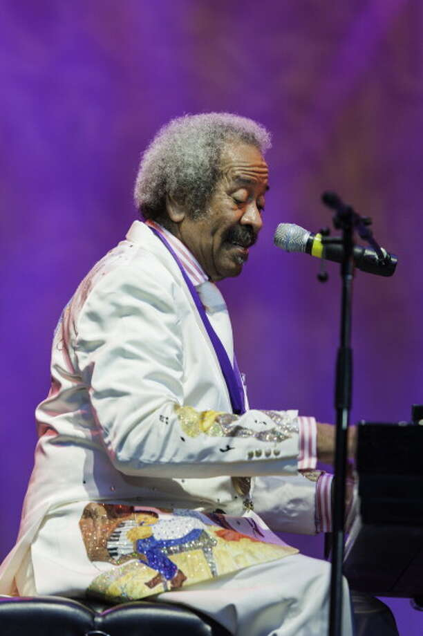 Allen Toussaint -- suggested by bauhaus. Photo: Jack Vartoogian/Getty Images, Getty Images / Archive Photos