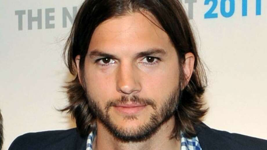 Actor Ashton Kutcher, who recently got engaged to fellow actress Mila Kunis.