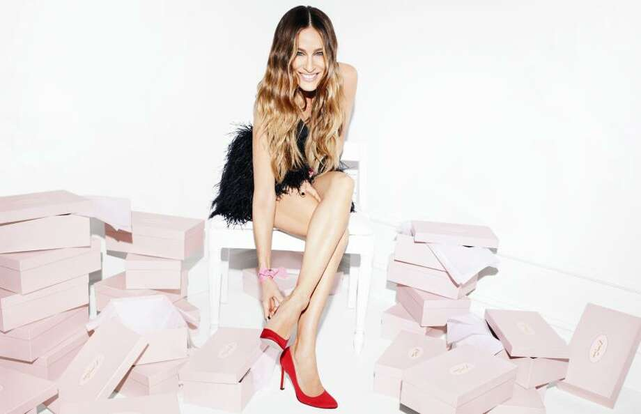 The SJP Collection by Sarah Jessica Parker hits Nordstrom Feb. 28. Photo: SJP Collection By Sarah Jessica Parker