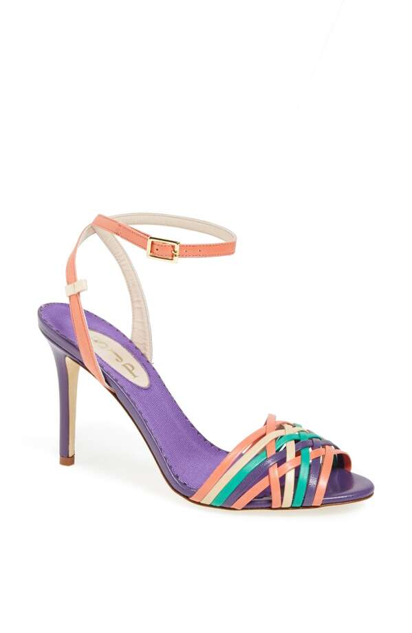 SJP Maud sandal Photo: SJP Collection By Sarah Jessica Parker