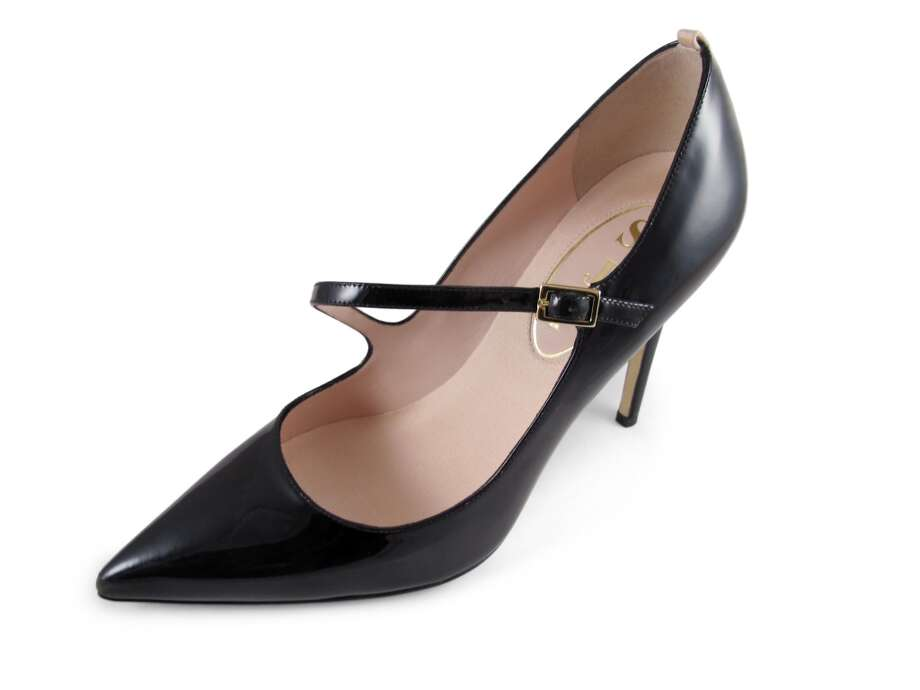 SJP Diana in black patent Photo: Image Courtesy Of NORDSTROM, Inc
