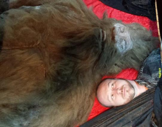 Bigfoot Tracker To Show Beast At Events In San Antonio