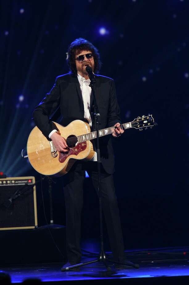 Jeff Lynne performs at The Night that Changed America: A Grammy Salute to the Beatles, on Monday, Jan. 27, 2014, in Los Angeles. (Photo by Zach Cordner/Invision/AP) ORG XMIT: CAZC152 Photo: Zach Cordner, AP / Invision