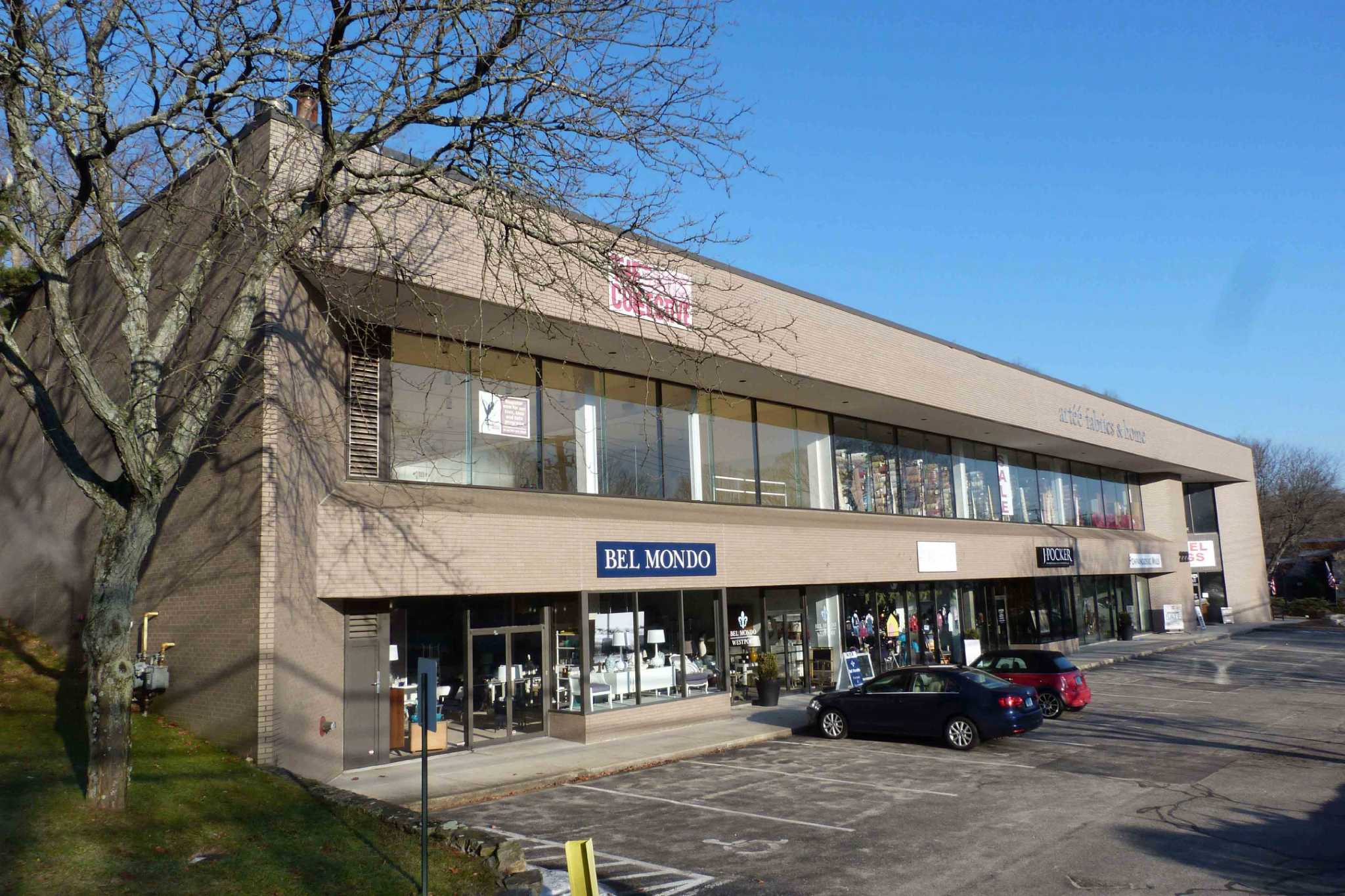 Post road west commercial building sold for million for 3 storey commercial building design