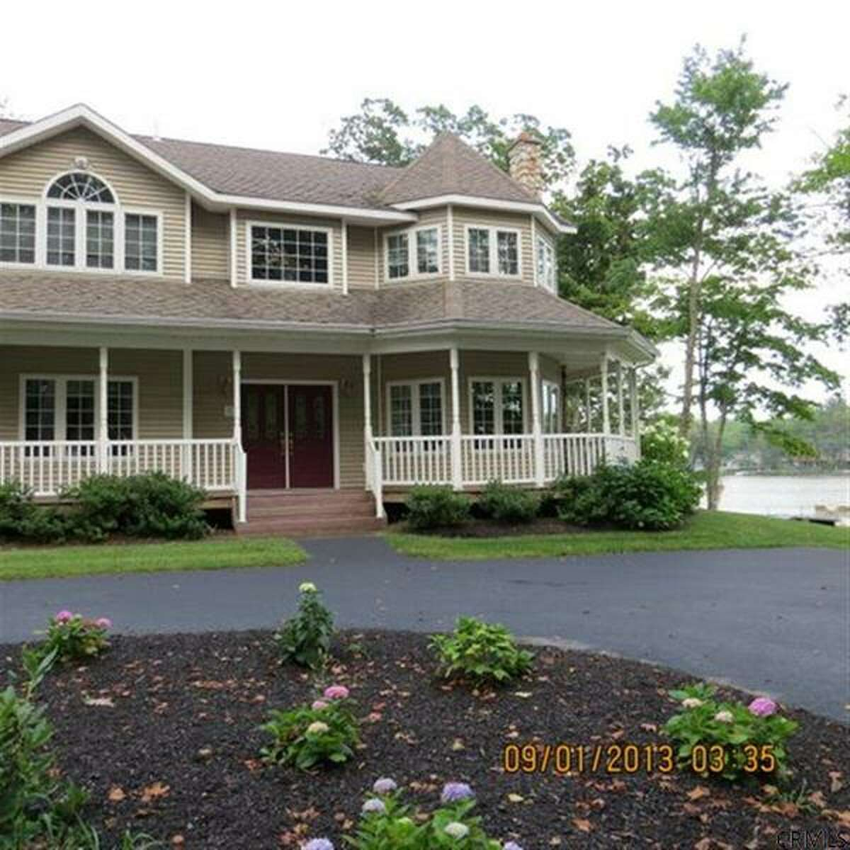 $99,000,000 . 8287 MARIAVILLE RD, Pattersonville, NY 12137.View this listing.Nope, this is not a typo. This house is really listed at $99,000,000. Take a look at this home and others on the market listed in the millions.