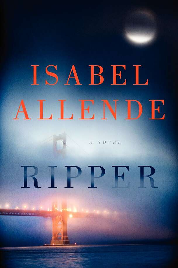 Ripper, by Isabel Allende Photo: Harper