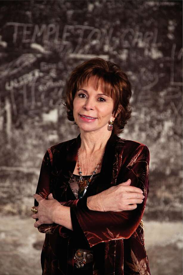 "Author Isabel Allende said her remark about her novel ""Ripper"" being a joke were misconstrued, but some mystery fans aren't buying her explanation. Photo: Lori Barra"