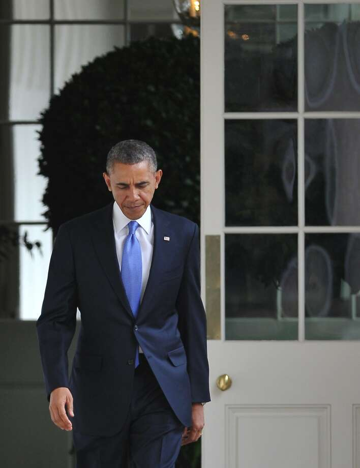 President Obama is looking for ways to bypass Congress. Photo: Mandel Ngan, AFP/Getty Images