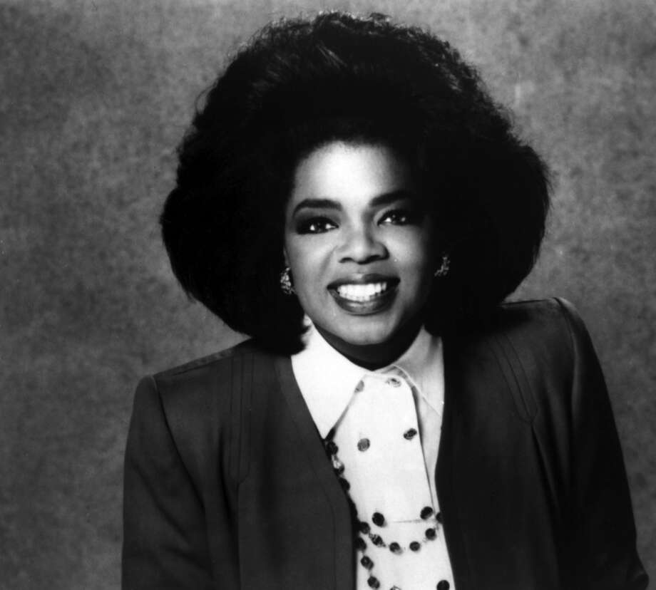 Who'd have thought that this smiling 1970s TV host would become a media tsunami and spiritual leader with die-hard fans across the world? As Oprah Winfrey turns 60 this Wednesday, we take a look back at her career. Photo: Film Favorites, Getty Images